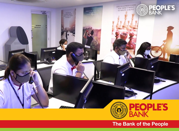 People's Bank - Hotline Information Video