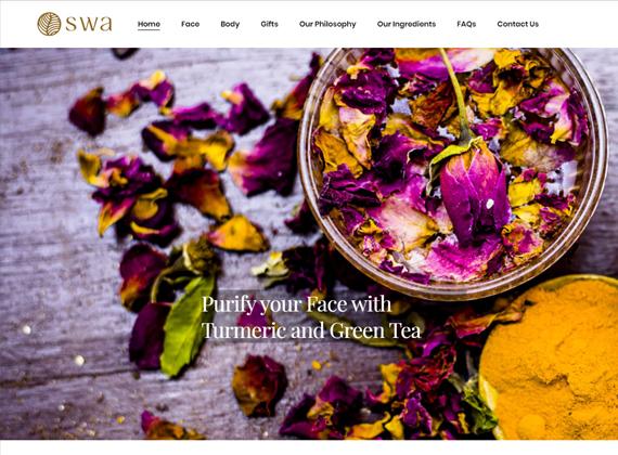 SWA Web
