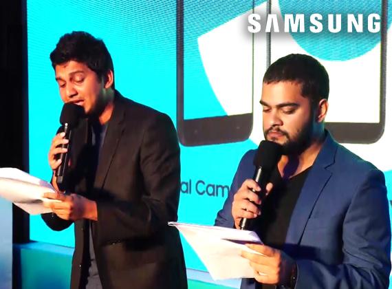 Samsung J Series - Sri Lanka Launch Event