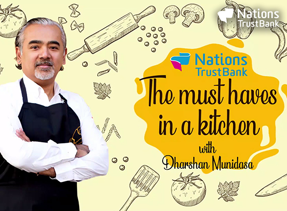 NTB - The must haves in a kitchen Part 01